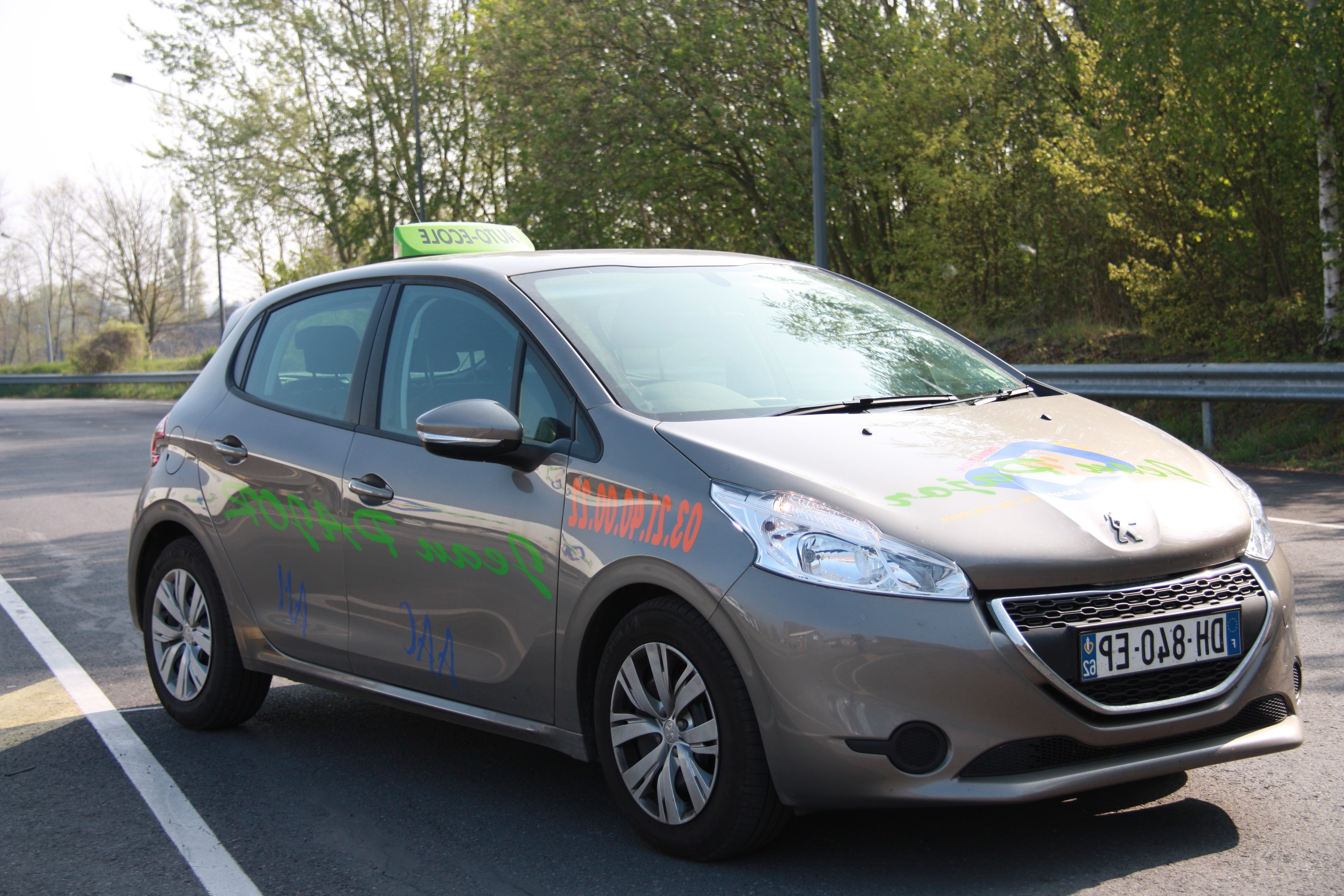 Permis de conduire permis auto auto ecole jean pajor for Reglement interieur auto ecole